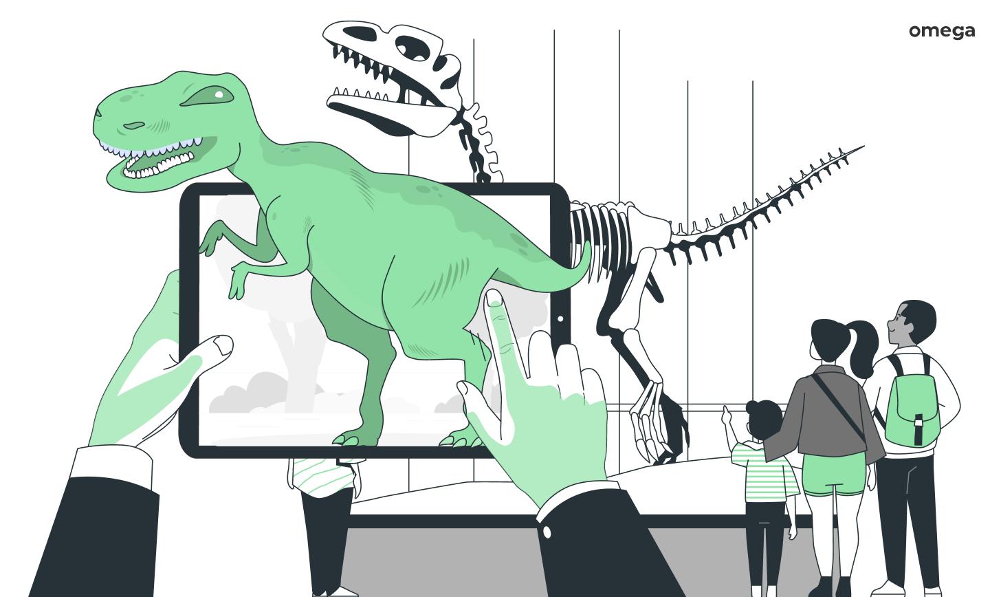 7 идей, как использовать AR-технологии в музее