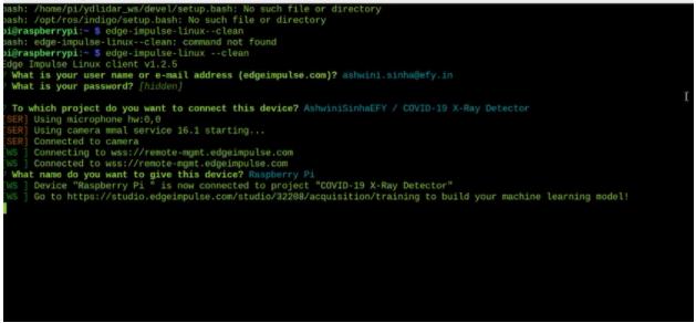 6. Получение URL-адреса для создания модели