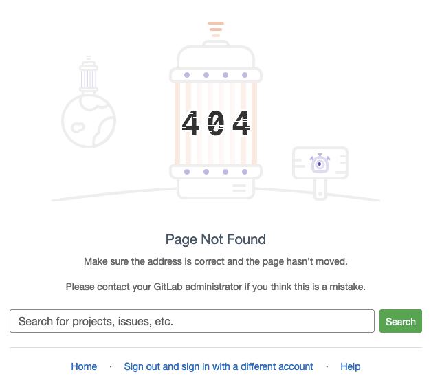 404 ошибка при попытке перехода на git submodule vault