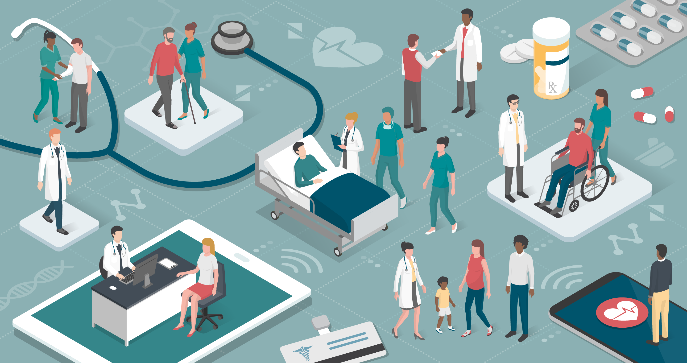 Интернет вещей и медицина