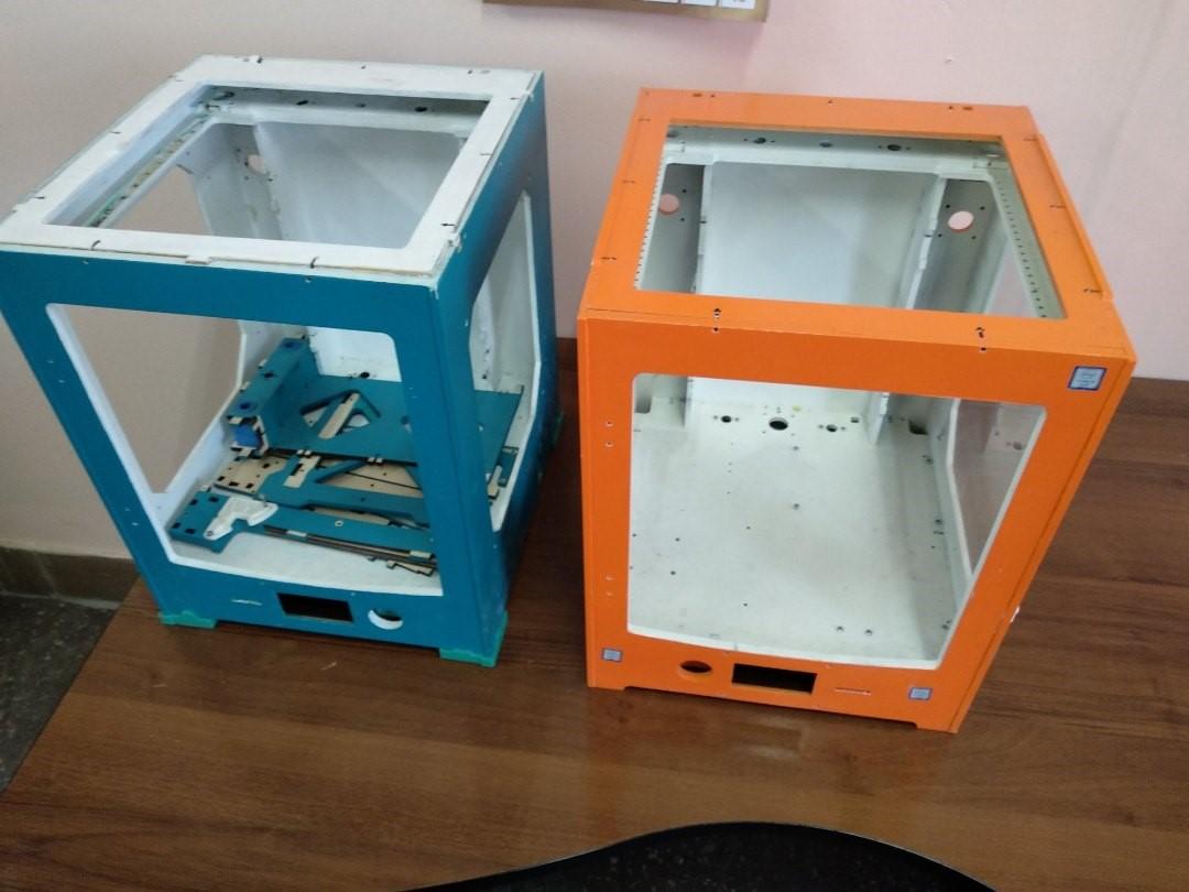 Для проекта СТЕР-2 использован синий корпус