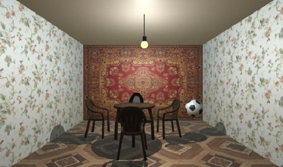 Гравитационная комната в Unity 3D