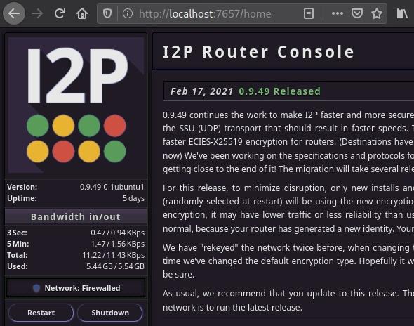 Цензура в интернете. Когда базовых мер недостаточно  I2P
