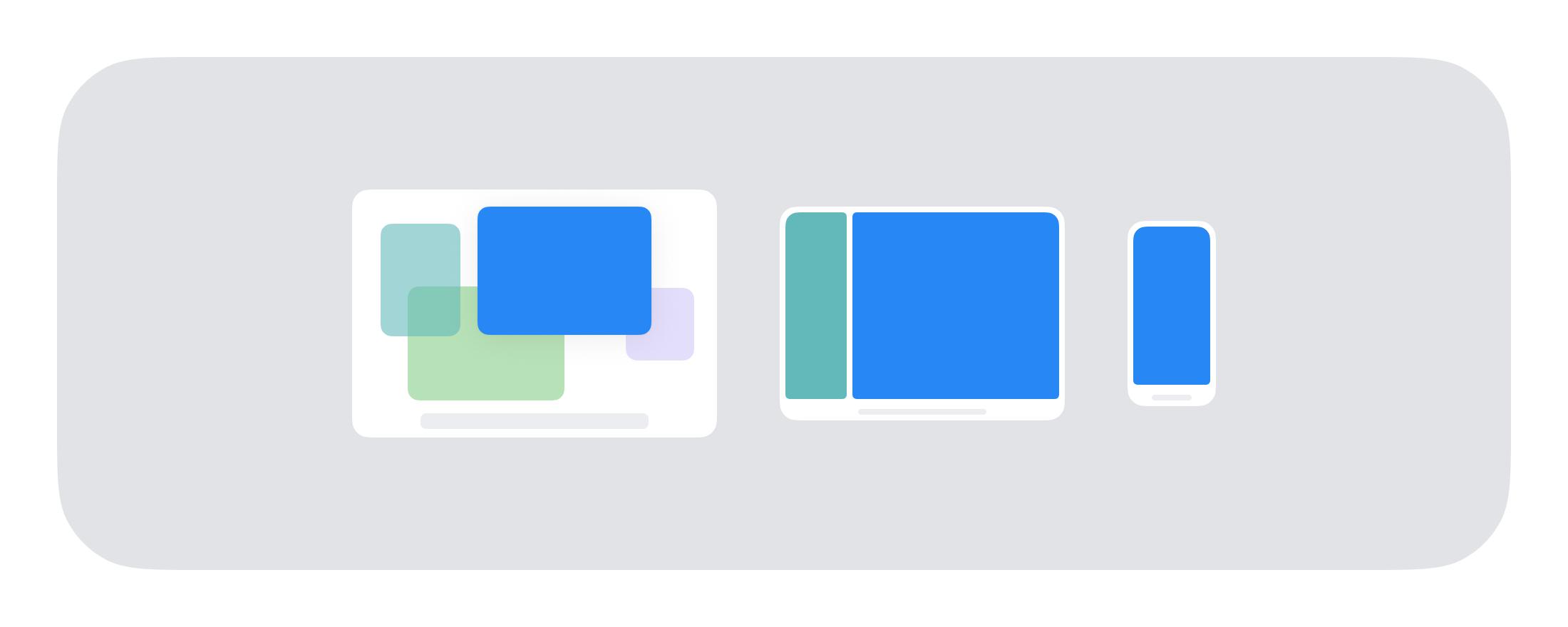 Сколько фокусов внимания может сохранять пользователь на разных девайсах