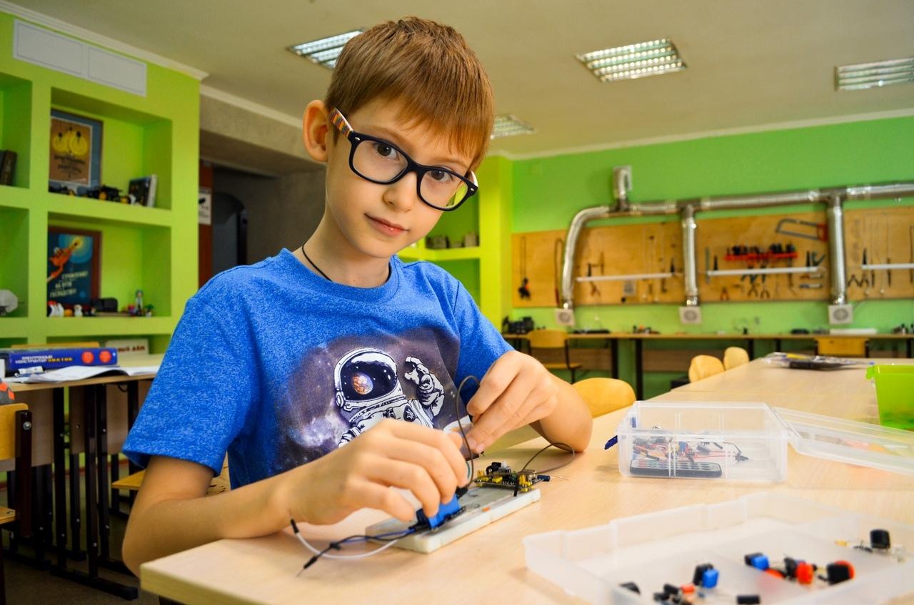 Детский технический центр