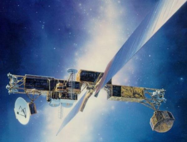Американские спутники Milstar - одна из возможных целей для «Былина-ММ». (Источник: ВВС США)