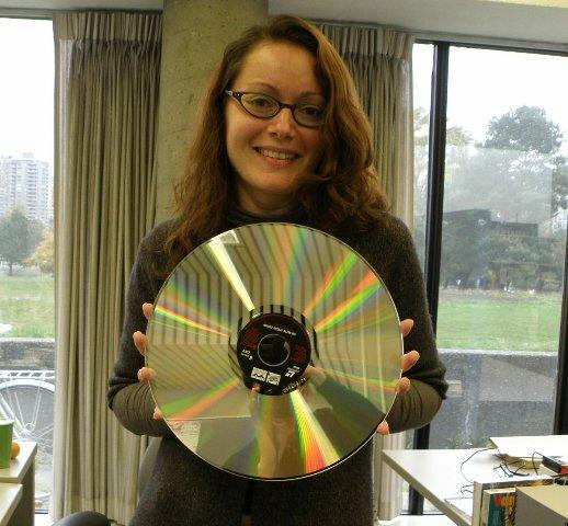 Кто помнит старшего брата CD и DVD?
