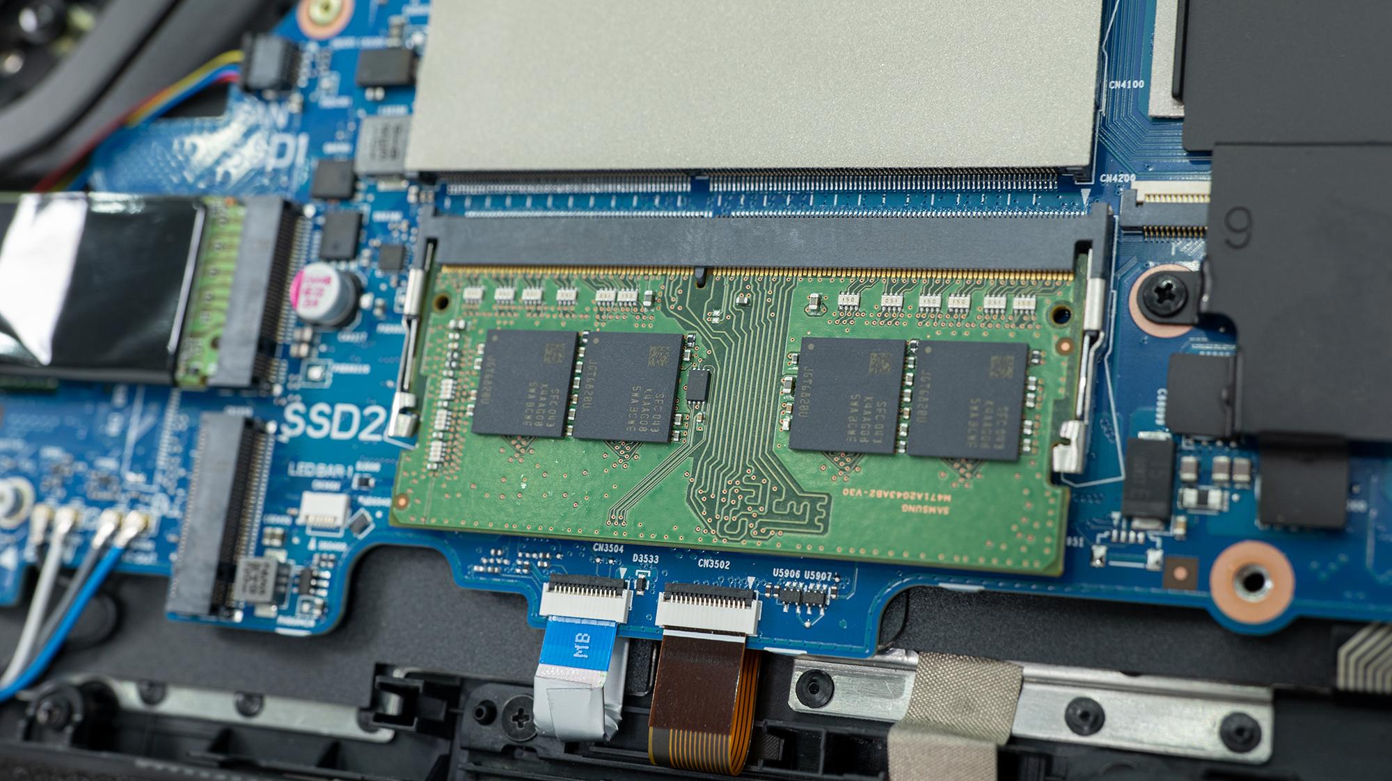 Оперативная память ROG Strix G17