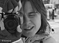 Ксения Авимова: Мой блог - это мой взгляд на мир