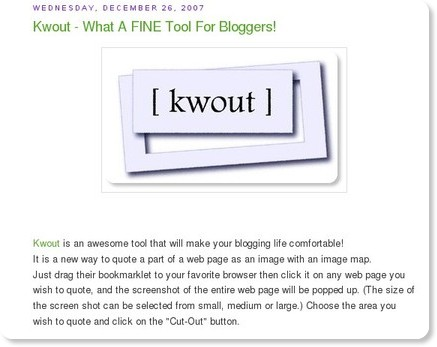 http://blog.go2web20.net/2007/12/kwout-what-fine-tool-for-bloggers.html