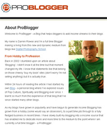 Problogger Дарен Роуз (Darren Rowse)
