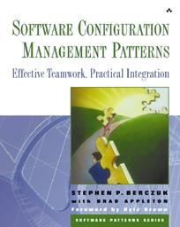 Обложка Software Configuration Management Patterns