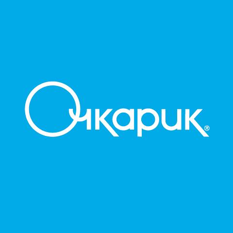 Логотип компании «Очкарик»