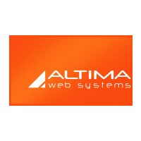 Логотип компании «Altima Web Systems»