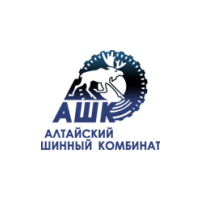 Логотип компании «Алтайский шинный комбинат»