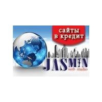 Логотип компании «Веб студия Jasmin.»