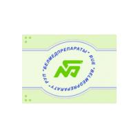 Логотип компании «БелМедПрепараты»