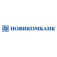 Логотип компании «Новикомбанк»