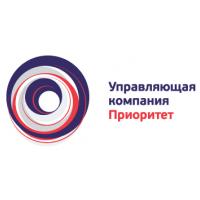 Логотип компании «Управляющая компания Приоритет»