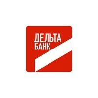 Логотип компании «Дельта Банк»