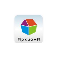 Логотип компании «Архиома»