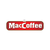 Логотип компании «Mac Coffee»
