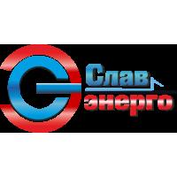 Логотип компании «СлавЭнерго»