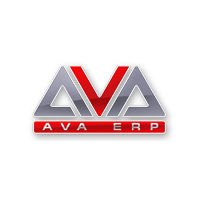 Логотип компании «AVA ERP»