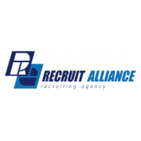 Логотип компании «Recruit Alliance»