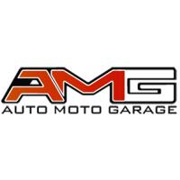 Логотип компании «АМГ»