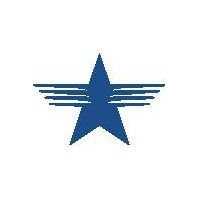 "Логотип компании «Гостиница ""АЭРОСТАР""»"