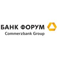 "Логотип компании «ПАТ ""БАНК ФОРУМ""»"