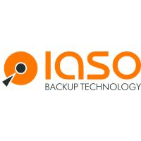 Логотип компании «IASO Backup Technology»