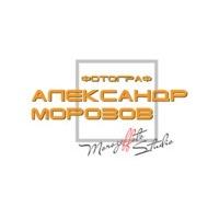 Логотип компании «MorozoffotoStudio»