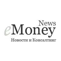 Логотип компании «E-MoneyNews»