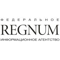 Логотип компании «ИА REGNUM»