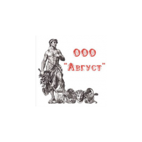 Логотип компании «Август»