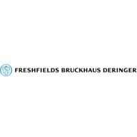Логотип компании «Freshfields Bruckhaus Deringer»