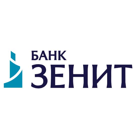 Логотип компании «Банк ЗЕНИТ»