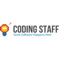 Логотип компании «Coding Staff»