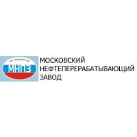 Логотип компании «Московский нефтеперерабатывающий завод»