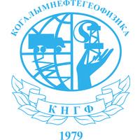 """Логотип компании «ОАО """"Когалымнефтегеофизика""""»"""