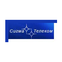 Логотип компании «СигмаТелеком»