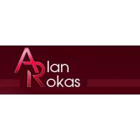 Логотип компании «Алан-Rokas»
