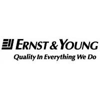 Логотип компании «Ernst & Young»