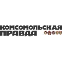 Логотип компании «Комсомольская правда»