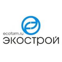 Логотип компании «Экострой»