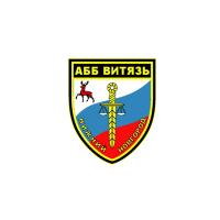 Логотип компании «Агентство безопасности бизнеса Витязь - НН»