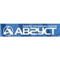 Логотип компании «Завод кондиционеров Август»