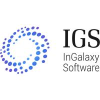 Логотип компании «InGalaxy Software»